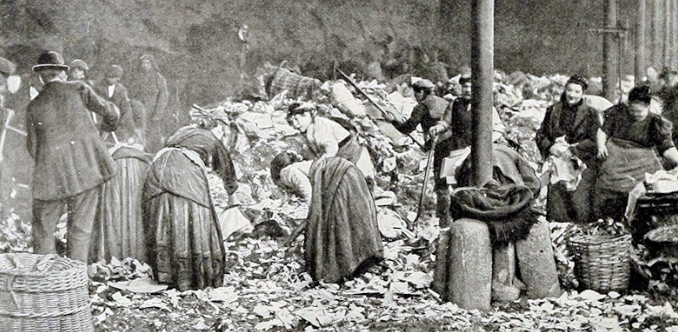 Health And Sanitary Conditions In Victorian Era London