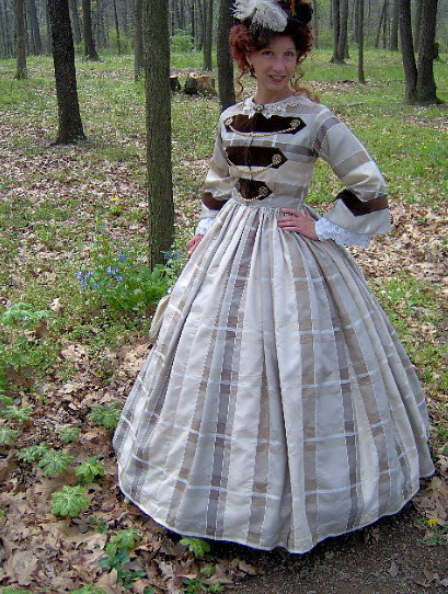 The Victorian Dress