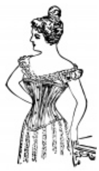 054d4956131 Women s hair in the Victorian Age usually was very long or in a bun. In the  1830 s the normal hairstyles were buns
